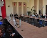 Wizyta studyjna w Urzędzie Miasta Brzeziny