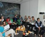 Wizyta w Fundacji Urban Forms w Łodzi